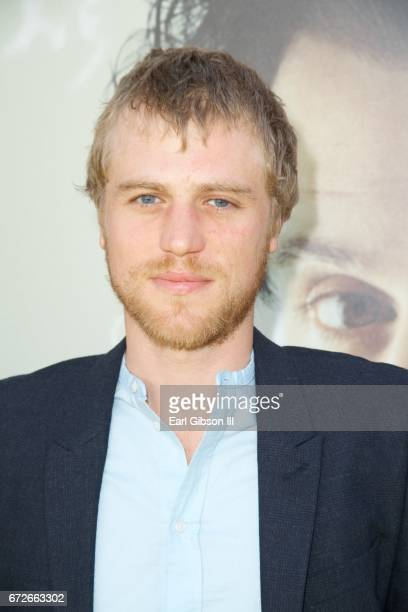 Actor Johnny Flynn attends the Premiere Of National Geographic's 'Genius' at Fox Bruin Theater on April 24 2017 in Los Angeles California