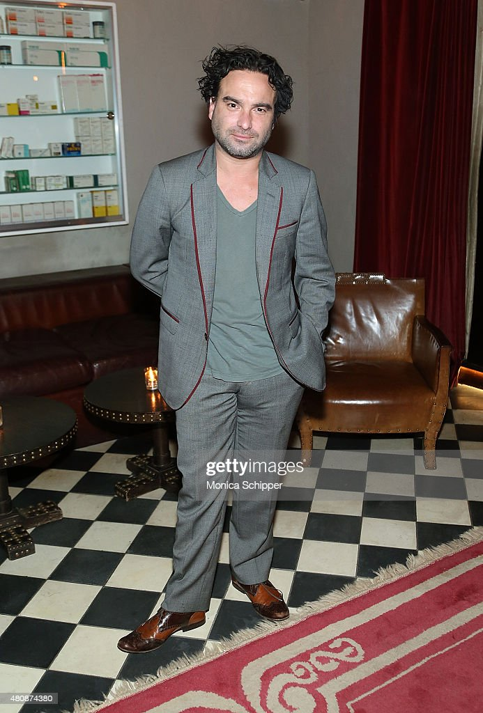 Johnny Galecki Getty Images