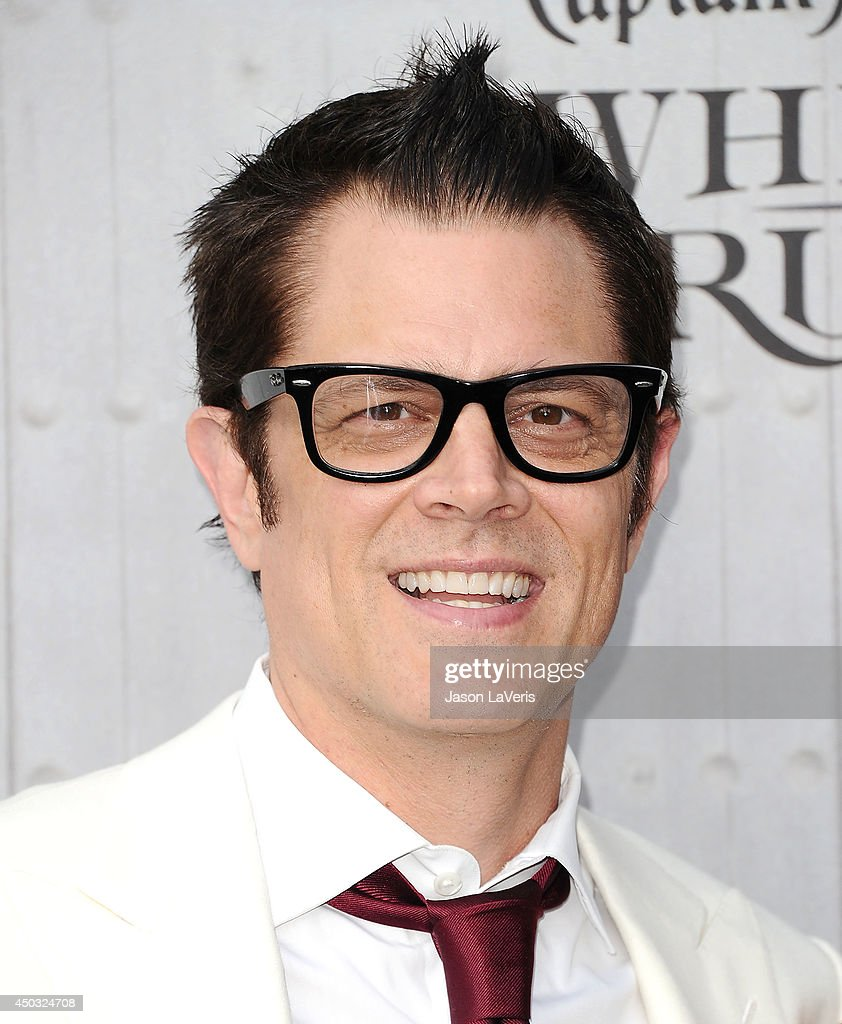 Actor <a gi-track='captionPersonalityLinkClicked' href=/galleries/search?phrase=Johnny+Knoxville&family=editorial&specificpeople=206210 ng-click='$event.stopPropagation()'>Johnny Knoxville</a> attends Spike TV's 'Guys Choice' Awards at Sony Studios on June 7, 2014 in Los Angeles, California.