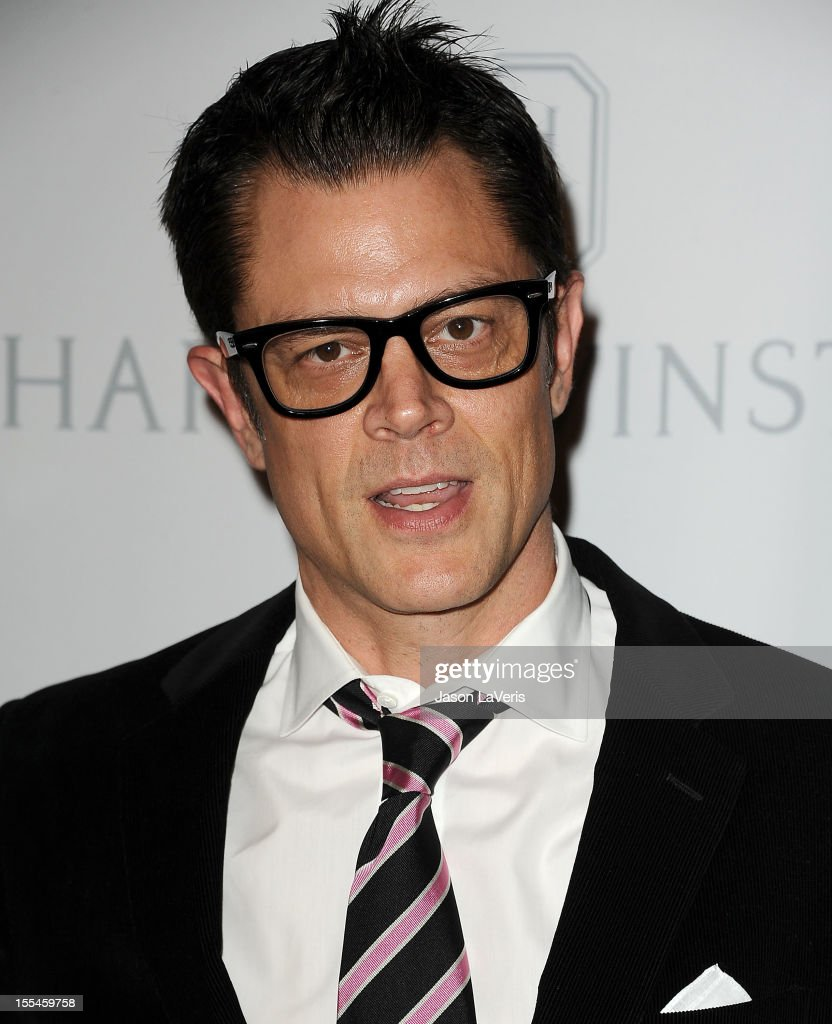 Actor Johnny Knoxville attends the 1st annual Baby2Baby gala at Book Bindery on November 3, 2012 in Culver City, California.