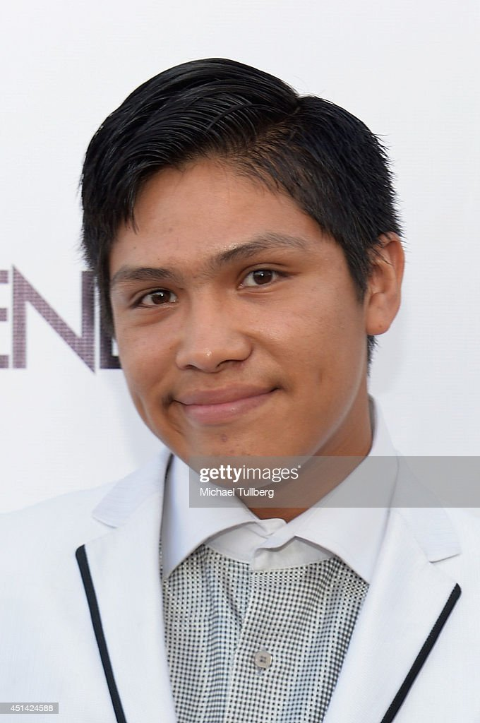Actor Johnny Ortiz attends Genlux Magazine's launch party for their new issue at Luxe Hotel on June 28, 2014 in Los Angeles, California.