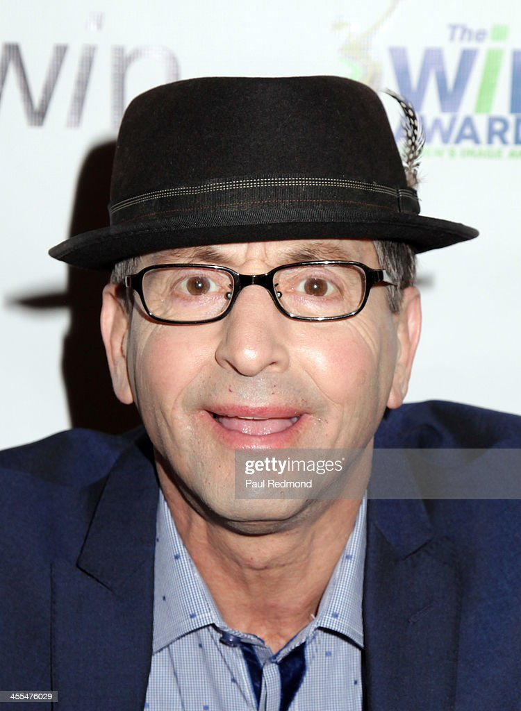 Actor Johnny Venocur arrives at The Annual Women's Image Awards at Santa Monica Bay Woman's Club on December 11, 2013 in Santa Monica, California.