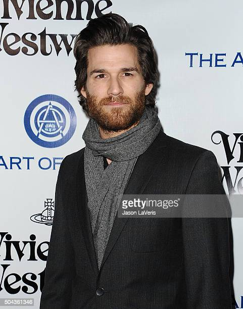 Actor Johnny Whitworth attends Art of Elysium's 9th annual Heaven Gala at 3LABS on January 9 2016 in Culver City California