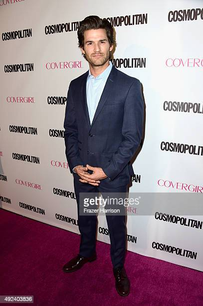 Actor Johnny Whitworth attends Cosmopolitan's 50th Birthday Celebration at Ysabel on October 12 2015 in West Hollywood California