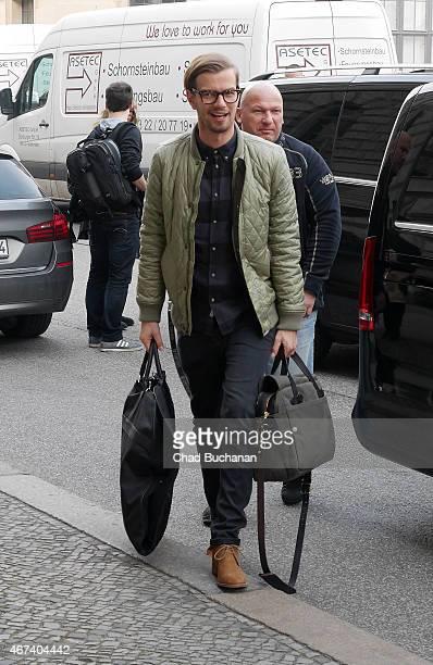 Actor Joko Klaas sighted at Hotel de Rome on March 24 2015 in Berlin Germany