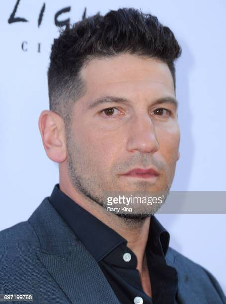 Actor Jon Bernthal attends the 2017 Los Angeles Film Festival Gala Screening Of 'Shot Caller' at Arclight Cinemas Culver City on June 17 2017 in...