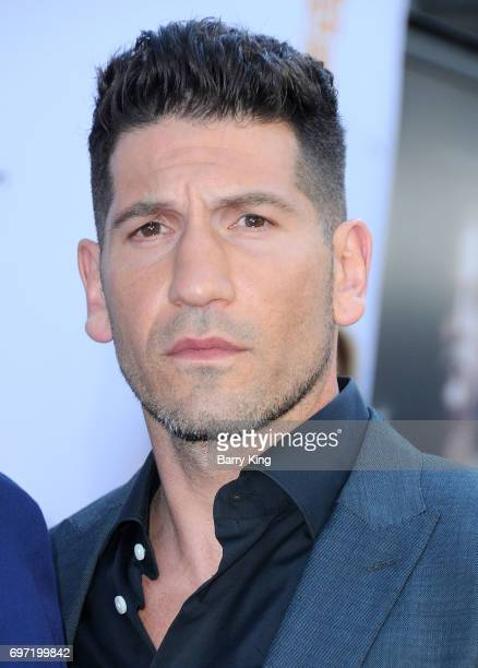 Actor Jon Bernthal attends the 2017 Los Angeles Film Festival Gala Screening Of 'Shot Caller' at Arclight Cinemas Culver City on June 17 2017 in...