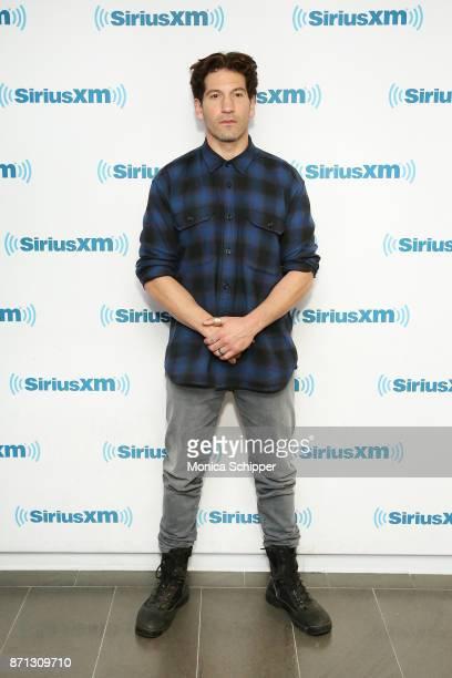 Actor Jon Bernthal visits SiriusXM Studios on November 7 2017 in New York City