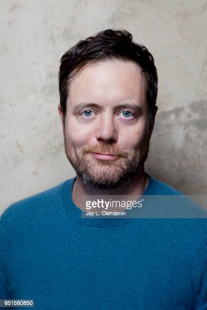 Actor Jon Daly from the film Lemon is photographed at the 2017 Sundance Film Festival for Los Angeles Times on January 23 2017 in Park City Utah...