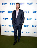 Actor Jon Hamm attends Aziz Ansari 'Master Of None' screening and conversation at 92nd Street Y on November 2 2015 in New York City