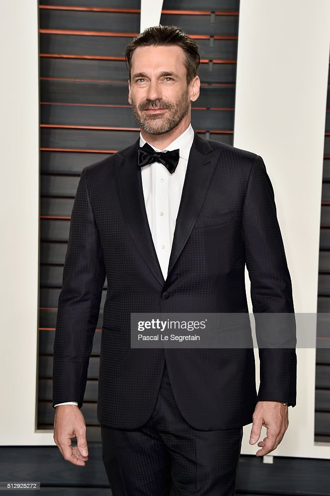 2016 Vanity Fair Oscar Party Hosted By Graydon Carter - Arrivals