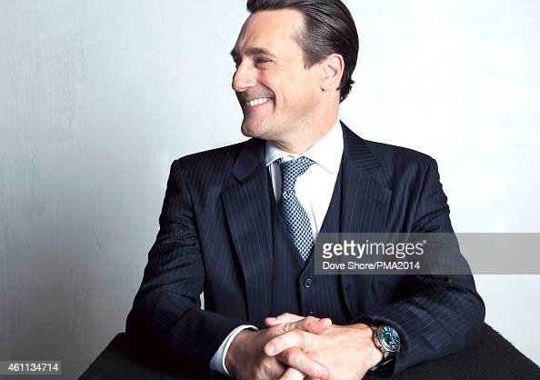 Actor Jon Hamm is photographed at the at the 2014 PEOPLE Magazine Awards on December 18 2014 in Los Angeles California