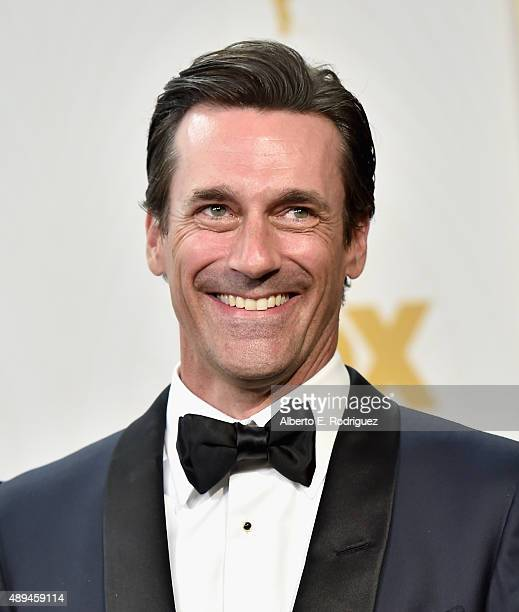 jon hamm stock photos and pictures getty images. Black Bedroom Furniture Sets. Home Design Ideas