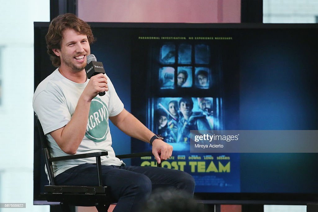 "AOL Build Presents Jon Heder Discussing His New Film ""Ghost Team"""
