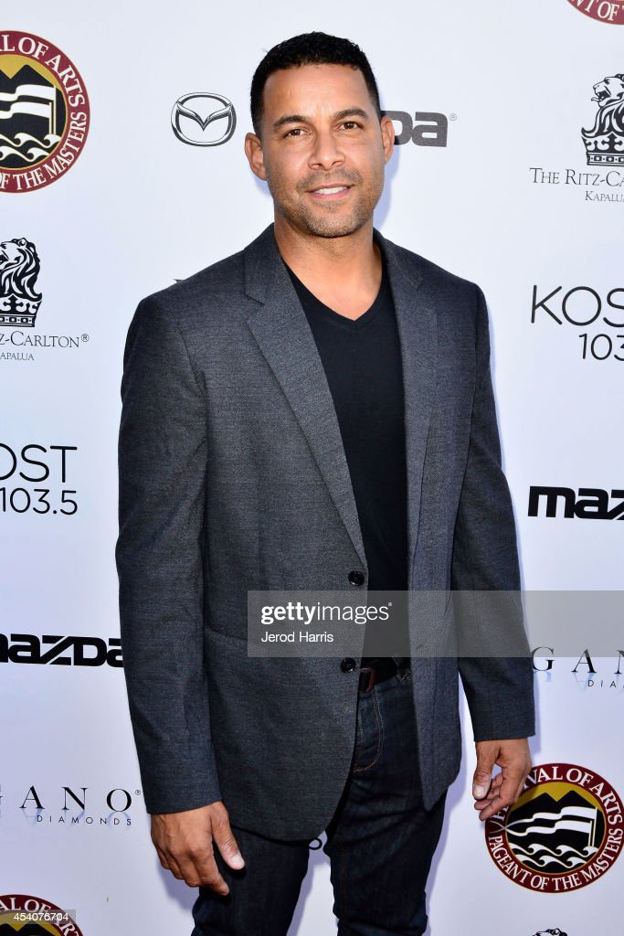 Actor <a gi-track='captionPersonalityLinkClicked' href=/galleries/search?phrase=Jon+Huertas&family=editorial&specificpeople=2179536 ng-click='$event.stopPropagation()'>Jon Huertas</a> attends the Festival of Arts Celebrity Benefit Concert and Pageant on August 23, 2014 in Laguna Beach, California.