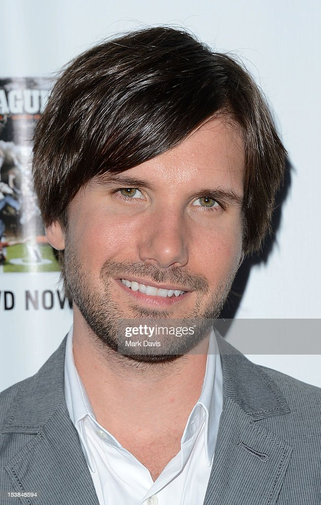 Actor Jon Lajoie attends the FX season premiere screenings for 'It's Always Sunny In Philadelphia' and 'The League' at ArcLight Cinemas Cinerama Dome on October 9, 2012 in Hollywood, California.