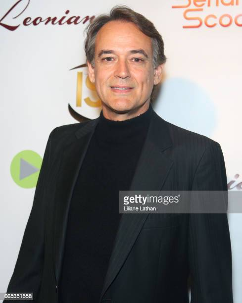 Actor Jon Lindstrom arrives at the 8th Annual Indie Series Awards at The Colony Theater on April 5 2017 in Burbank California