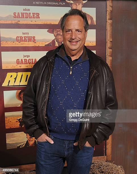 Actor Jon Lovitz arrives at the premiere of Netflix's 'The Ridiculous 6' at AMC Universal City Walk on November 30 2015 in Universal City California