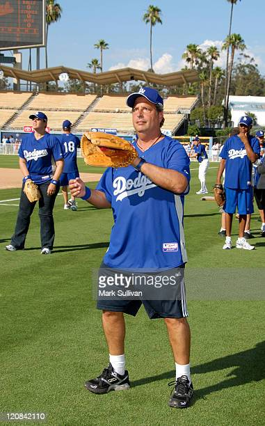Actor Jon Lovitz attends the Dodgers 50th Annual Hollywood Stars Game on June 21 2008 at Dodger Stadium in Los Angeles California
