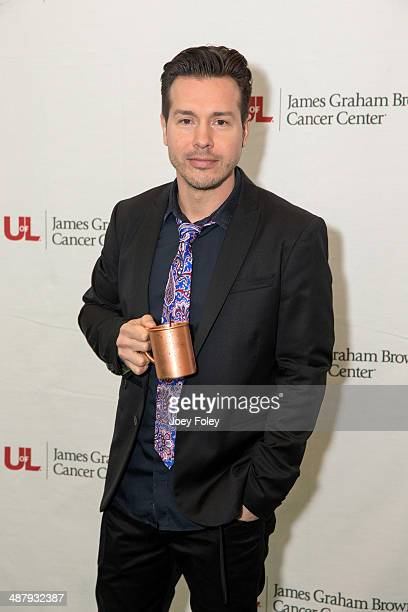 Actor Jon Seda attends the 2014 Julep Ball at KFC YUM Center on May 2 2014 in Louisville Kentucky