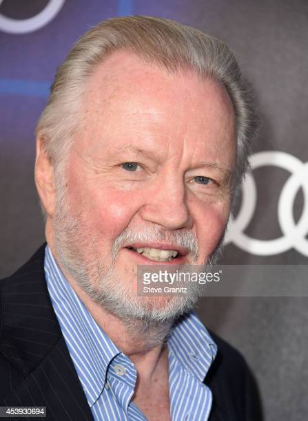 Actor Jon Voight attends Audi Emmy Week Celebration at Cecconi's Restaurant on August 21 2014 in Los Angeles California