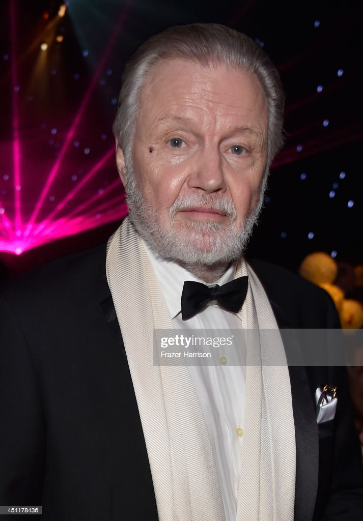 Actor <a gi-track='captionPersonalityLinkClicked' href=/galleries/search?phrase=Jon+Voight&family=editorial&specificpeople=202872 ng-click='$event.stopPropagation()'>Jon Voight</a> attends the 66th Annual Primetime Emmy Awards Governors Ball held at Los Angeles Convention Center on August 25, 2014 in Los Angeles, California.