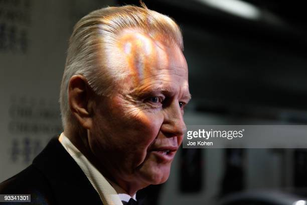 Actor Jon Voight attends the Children at Heart gala at Pier Sixty at Chelsea Piers on November 23 2009 in New York City