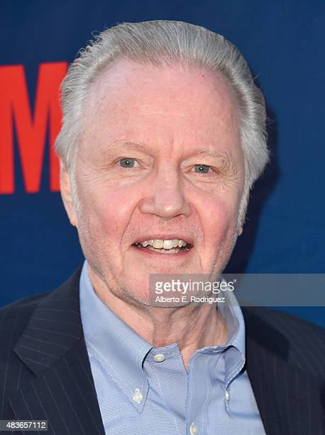 Actor Jon Voigt attends CBS' 2015 Summer TCA party at the Pacific Design Center on August 10 2015 in West Hollywood California