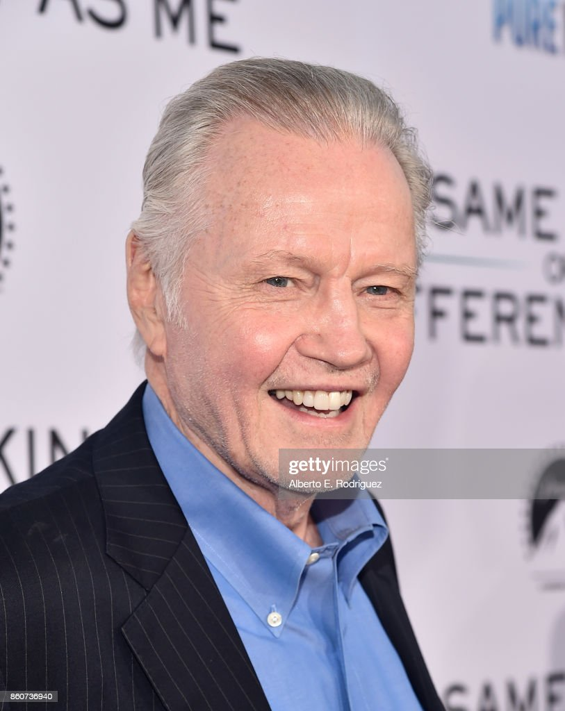 Actor Jon Voigt attends the premiere of Paramount Pictures and Pure Film Entertainment's 'Same Kind Of Different As Me' at Westwood Village Theatre on October 12, 2017 in Westwood, California.