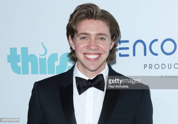 Actor Jonah Green attends the 8th annual Thirst Gala at The Beverly Hilton Hotel on April 18 2017 in Beverly Hills California
