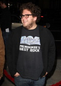 Actor Jonah Hill at the 'The Darjeeling Limited' Los Angeles Premiere at the Academy of Motion Picture Arts and Sciences on October 4 2007 in Beverly...