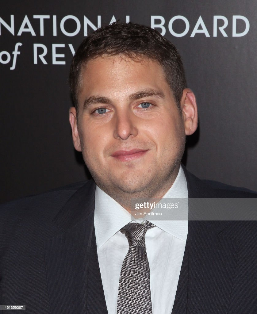 Actor Jonah Hill attends the 2014 National Board Of Review Awards Gala at Cipriani 42nd Street on January 7, 2014 in New York City.