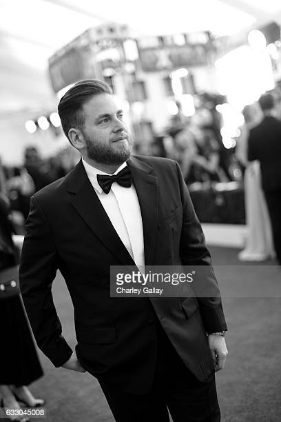 Actor Jonah Hill attends The 23rd Annual Screen Actors Guild Awards at The Shrine Auditorium on January 29 2017 in Los Angeles California 26592_010