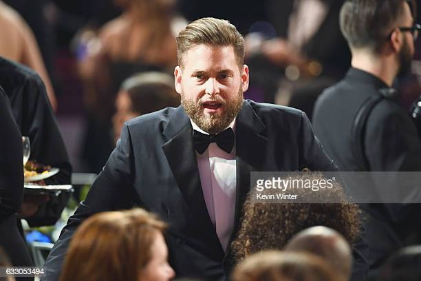 Actor Jonah Hill attends The 23rd Annual Screen Actors Guild Awards at The Shrine Auditorium on January 29 2017 in Los Angeles California 26592_014