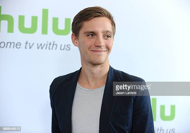 Actor Jonas Nay attends the Hulu TCA Summer 2016 at The Beverly Hilton Hotel on August 5 2016 in Beverly Hills California