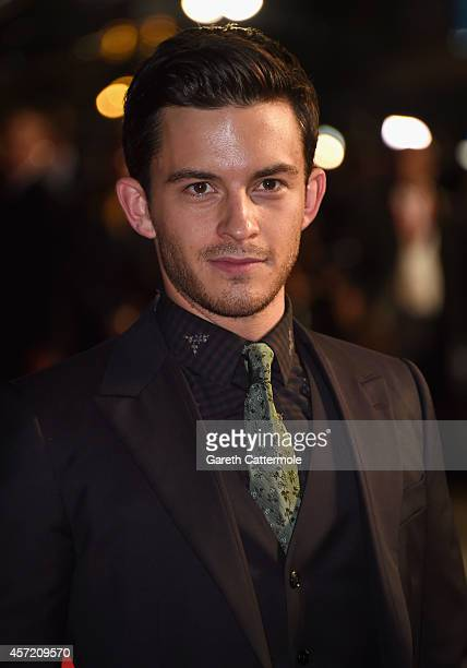 Actor Jonathan Bailey attends the VIP arrivals of the World Premiere Centrepiece Gala supported by the Mayor of London for 'Testament Of Youth'...