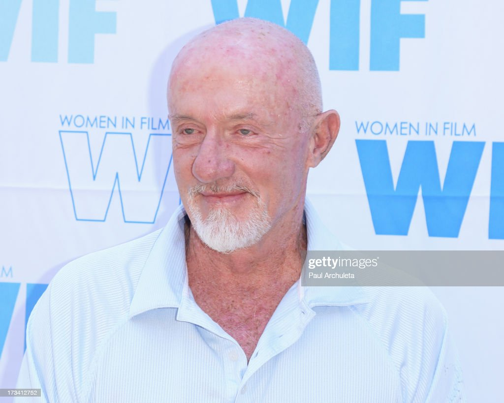 Actor Jonathan Banks attends the Women In Film's 16th annual Malibu Celebrity Golf Classic on July 13, 2013 in Malibu, California.