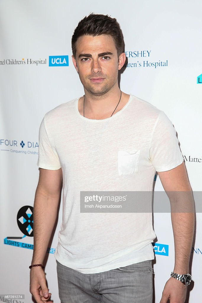 Actor <a gi-track='captionPersonalityLinkClicked' href=/galleries/search?phrase=Jonathan+Bennett&family=editorial&specificpeople=233425 ng-click='$event.stopPropagation()'>Jonathan Bennett</a> attends the 4th Annual Lights Camera Cure Benefiting Mattel Children's Hospital UCLA and The Four Diamonds Fund at Avalon on March 21, 2015 in Hollywood, California.