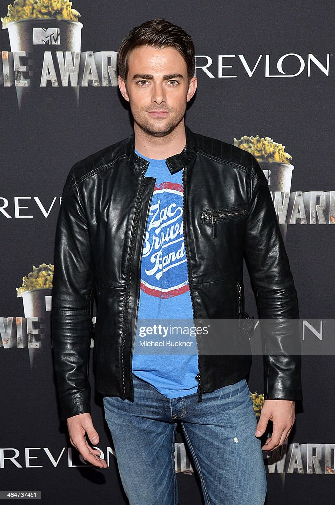 Actor <a gi-track='captionPersonalityLinkClicked' href=/galleries/search?phrase=Jonathan+Bennett&family=editorial&specificpeople=233425 ng-click='$event.stopPropagation()'>Jonathan Bennett</a> attends the after party for the 2014 MTV Movie Awards at Nokia Theatre L.A. Live on April 13, 2014 in Los Angeles, California.