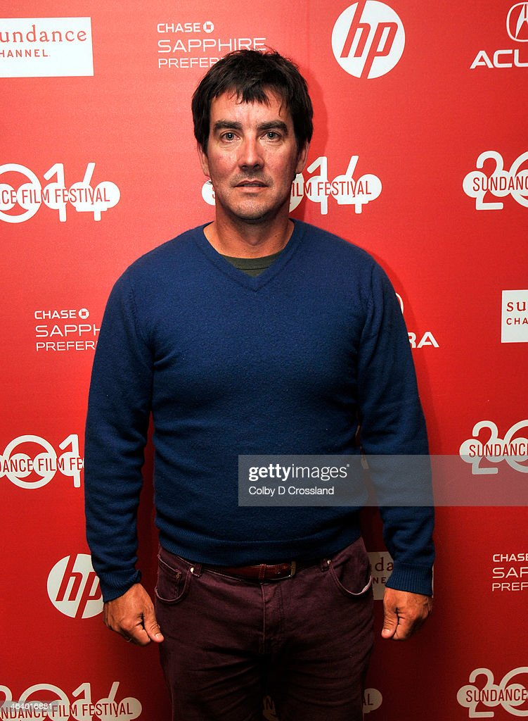 Actor Jonathan Brugh attends the 'What We Do In The Shadows' premiere at the Egyptian Theatre during the 2014 Sundance Film Festival on January 19, 2014 in Park City, Utah.