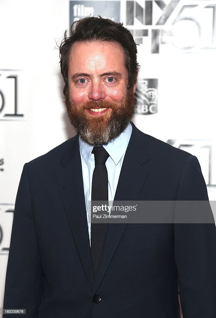 Actor Jonathan C. Daly attends the Centerpiece Gala Presentation Of 'The Secret Life Of Walter Mitty' premiere during the 51st New York Film Festival at Alice Tully Hall at Lincoln Center on October 5, 2013 in New York City.