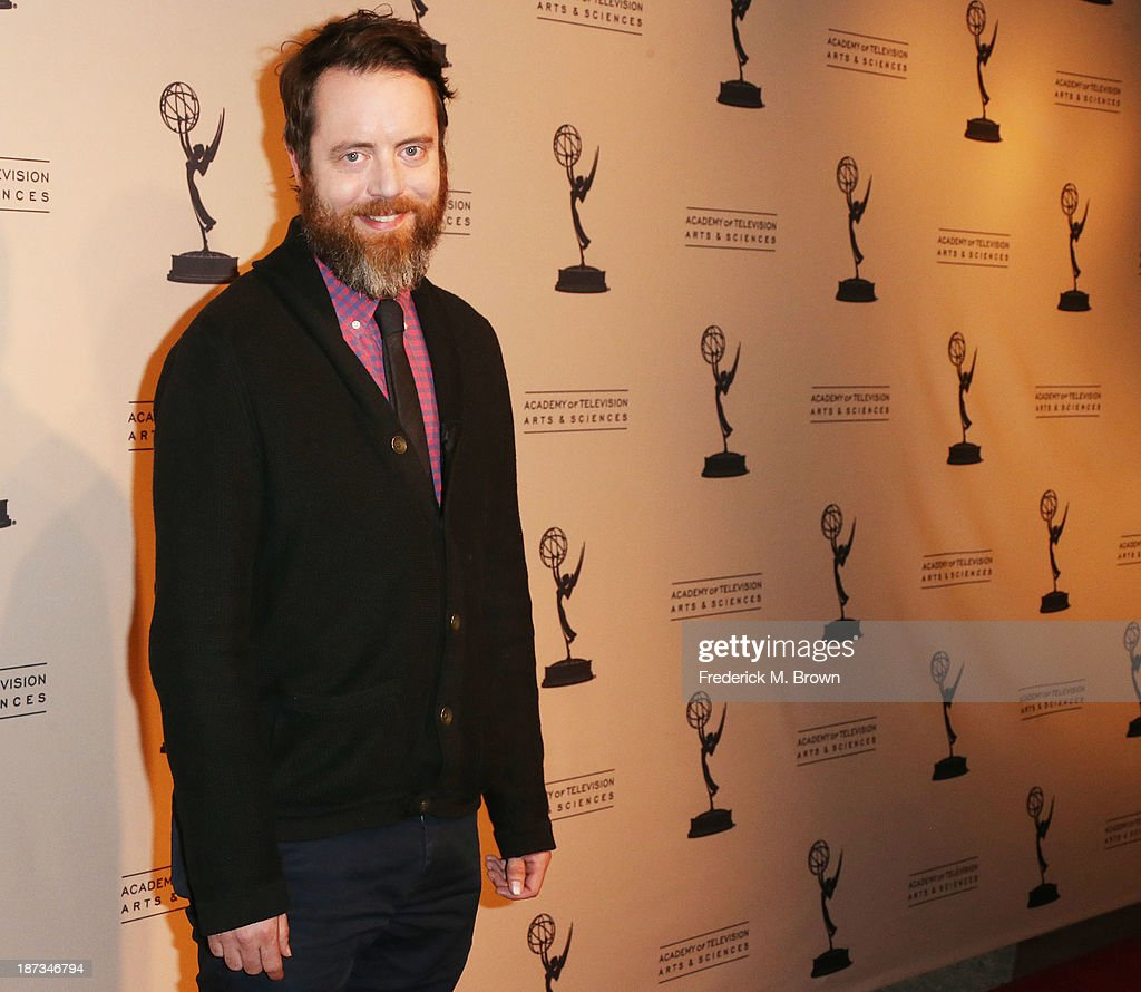 Actor Jonathan C. Daly attends The Television Academy Presents an Evening with Amazon Studios at the Leonard H. Goldenson Theatre on November 7, 2013 in North Hollywood, California.