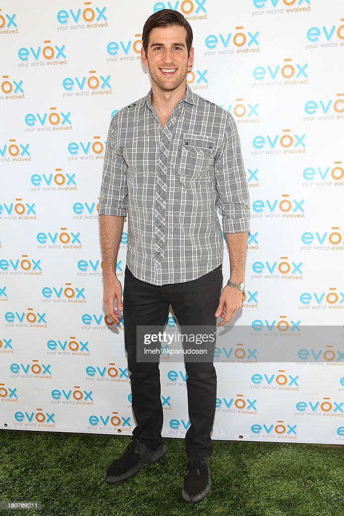 Actor Jonathan Chase attends the green carpet launch for the Evox TV debut of his new family show, 'On Begley Street' on September 15, 2013 in Pasadena, California.