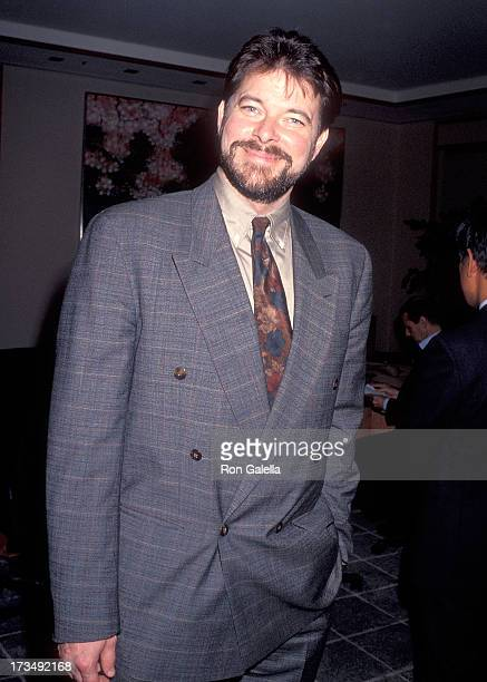 Actor Jonathan Frakes attends Education First's First Annual First Annual Vision Award Salute to Gene Roddenberry and 'The Star Trek' Series on...