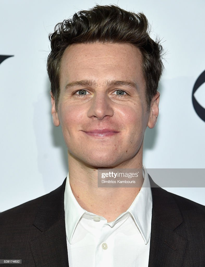 Actor <a gi-track='captionPersonalityLinkClicked' href=/galleries/search?phrase=Jonathan+Groff&family=editorial&specificpeople=2994250 ng-click='$event.stopPropagation()'>Jonathan Groff</a> attends the 2016 Tony Awards Meet The Nominees Press Reception on May 4, 2016 in New York City.