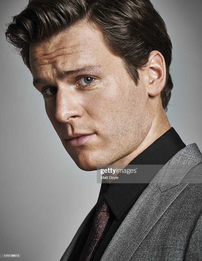 Actor <a gi-track='captionPersonalityLinkClicked' href=/galleries/search?phrase=Jonathan+Groff&family=editorial&specificpeople=2994250 ng-click='$event.stopPropagation()'>Jonathan Groff</a> is photographed for Back Stage on December 17, 2013, in New York City.