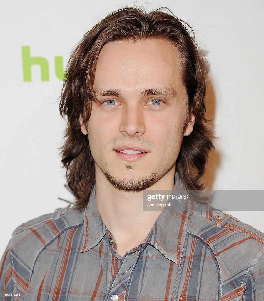Actor Jonathan Jackson arrives at 'Nashville' part of the 30th Annal William S. Paley Television Festival at Saban Theatre on March 9, 2013 in Beverly Hills, California.