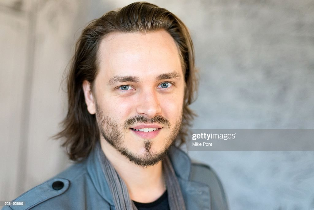Actor Jonathan Jackson attends the AOL Build Speaker Series to discuss 'Nashville' on May 05, 2016 in New York, New York.