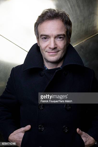 Actor Jonathan Lambert is photographed for Paris Match on November 15 2016 in Paris France