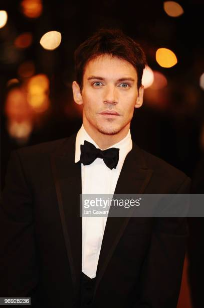 Actor Jonathan Rhys Meyers attends the Orange British Academy Film Awards 2010 at the Royal Opera House on February 21 2010 in London England